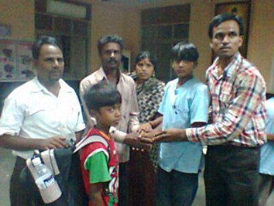 Samatol's Rehabilitation work for runaway children